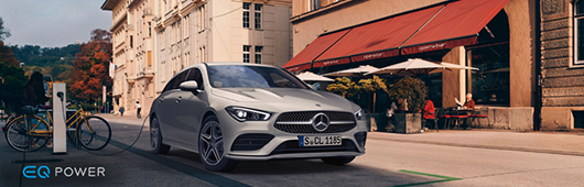 CLA Shooting Brake EQ Power Mercedes-Benz