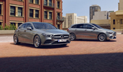 Clase A, Clase B EQ Power Mercedes-Benz