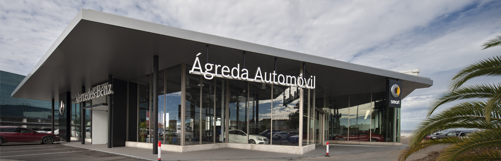 Sede Zaragoza Agreda Automovil Mercedes Benz
